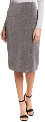 Do & Be DO+BE Do+Be Lurex Pencil Skirt