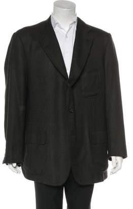 Kiton Cashmere Sport Coat