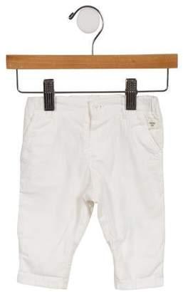 Carrèment Beau Girls' Woven Cuffed Pants w/ Tags