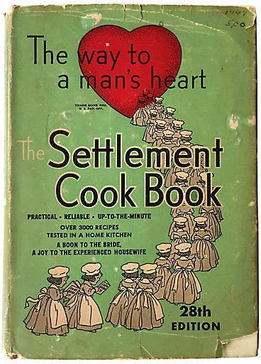 One Kings Lane Vintage The Settlement Cook Book - 1947 - Brandywine Bookshop