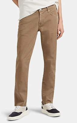J Brand Men's Eli Tapered Jeans - Beige, Tan