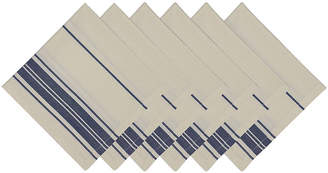 DESIGN IMPORTS Design Imports Farm Fresh Stripe Set of 4 Napkins