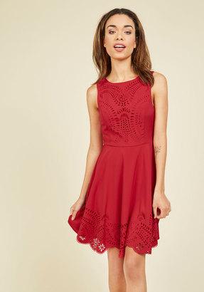 YA (yalosangeles) Invitation Designer Dress in Cherry $59.99 thestylecure.com