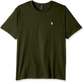 U.S. Polo Assn. Men's Crew Neck Small Pony T-Shirt