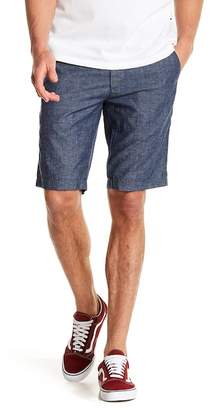 AG Jeans Chambray Relaxed Shorts