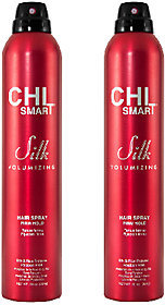 CHI Smart Silk Volumizing Styling Spray Firm Hold Duo $38 thestylecure.com