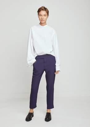 Issey Miyake Tuck Pleated Pants
