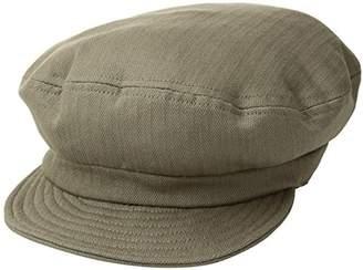 Brixton Men's Fiddler Unstructured Greek Fisherman Hat