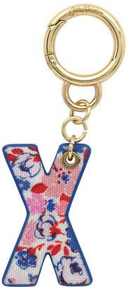 Cath Kidston Mews Ditsy Bag Charm/Key Ring Initial Charm X