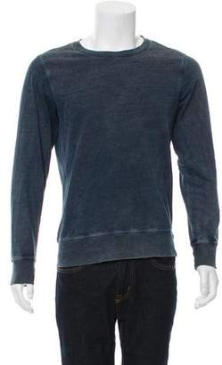 Nudie Jeans Distressed Crew Neck Sweater