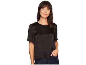 Lilla P Back Zip Top Women's Clothing
