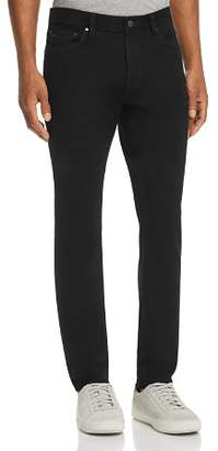 Michael Kors Parker Slim Fit Jeans in Black