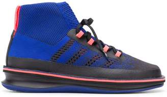 Camper Rolling lace-up boots