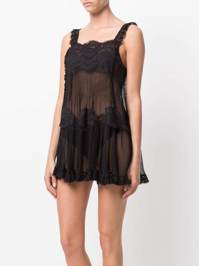 Dolce & Gabbana lace petticoat