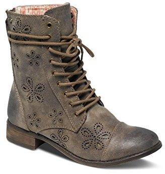 Roxy Women's Field Combat Boot $27.59 thestylecure.com