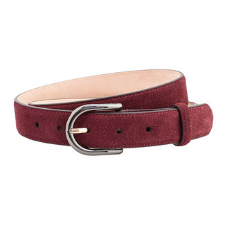 Suede Belt $155 thestylecure.com