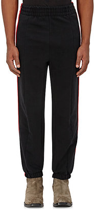 Vetements Men's Side-Striped French Terry Sweatpants $770 thestylecure.com