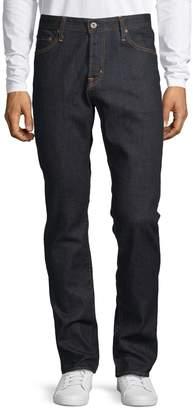 AG Jeans Straight Leg Slim-Fit Jeans