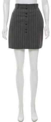 Barneys New York Barney's New York Printed Mini Skirt