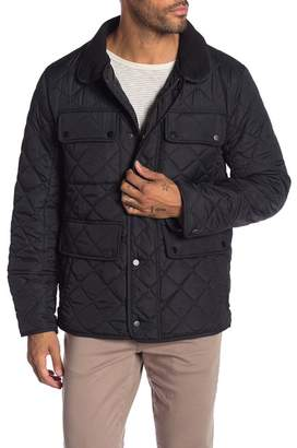 Andrew Marc Canal Water Resistant Quilted Jacket