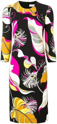 Emilio Pucci Frida Print Jersey Dress