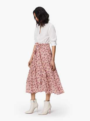 XiRENA Sutton Skirt - Late Blossom