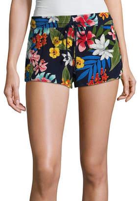 Arizona Twill Soft Shorts-Juniors