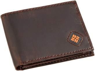 Columbia Men's Slim Traveler Wallet