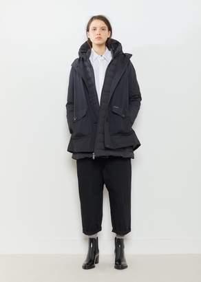 Woolrich Rain Parka Black
