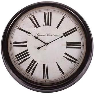 Casa Uno Sterling & Noble Clock, 62cm