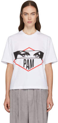 Perks And Mini White Beastie Eyes T-Shirt