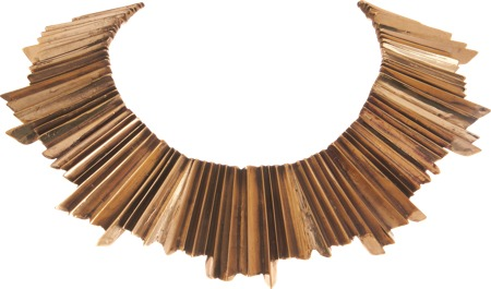 Aesa Brass Large Victorious Collar Sale up to 60% off at Barneyswarehouse.com
