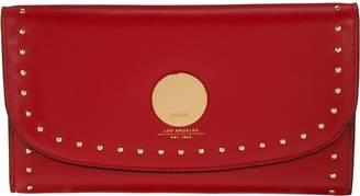 Lodis Los Angeles Italian Leather Clutch Wallet - Luna