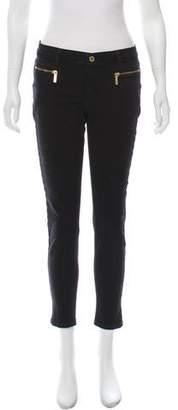 Michael Kors Mid-Rise Skinny Jeans