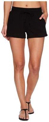 Green Dragon Beach Essentials Manhattan Drawstring Beach Short Women's Shorts