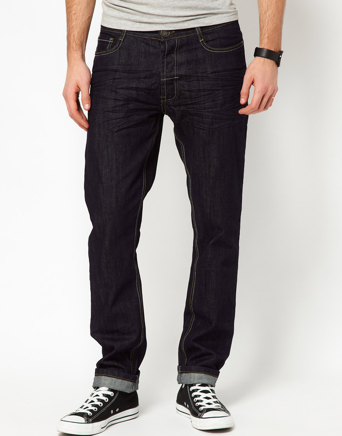 Fenchurch Slim Fit Jeans