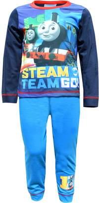 Thomas & Friends April Clothing Kids Printed Snuggle Fit Long Length Pajamas