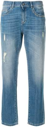 Ash tapered jeans