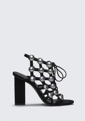 Alexander Wang RUBIE LACE-UP SANDAL