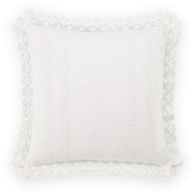 Annabella European Pillow Sham in White