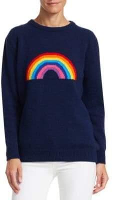 Alberta Ferretti Emoji Wool& Cashmere Sweater