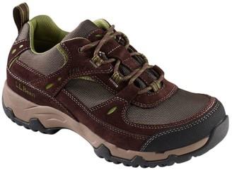 L.L. Bean L.L.Bean Women's Trail Model 4 Waterproof Hiking Shoes