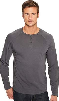 Alternative Men's Organic Cotton Quad Henley