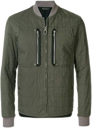 Lanvin quilted jacket