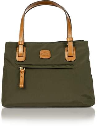 Bric's X-Bag Small Nylon Satchel Bag