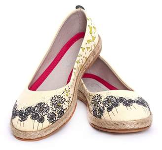 Goby Printed Ballet Flat