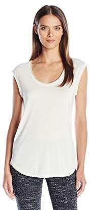 Dolce Vita Women's Short Sleeve Emma Knit Tunic Top