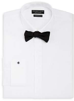 Bloomingdale's The Men's Store at Regular Fit Formal Shirt with Removable Stud