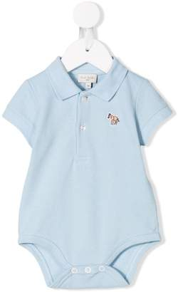 Paul Smith embroidered logo polo bodie