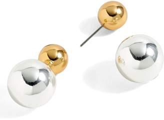 J.Crew Reversible Stud Earrings